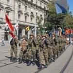 Swiss army has more support than it has had in 20 years