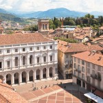Bergamo, Italy: Dolce vita around the corner