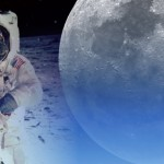 Edgar Mitchell, moon walker on tour in Switzerland