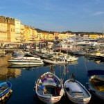 The French Riviera: a glimpse of sunshine