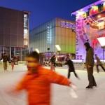 20 ice skating rinks around Lake Geneva. Get your skates on!