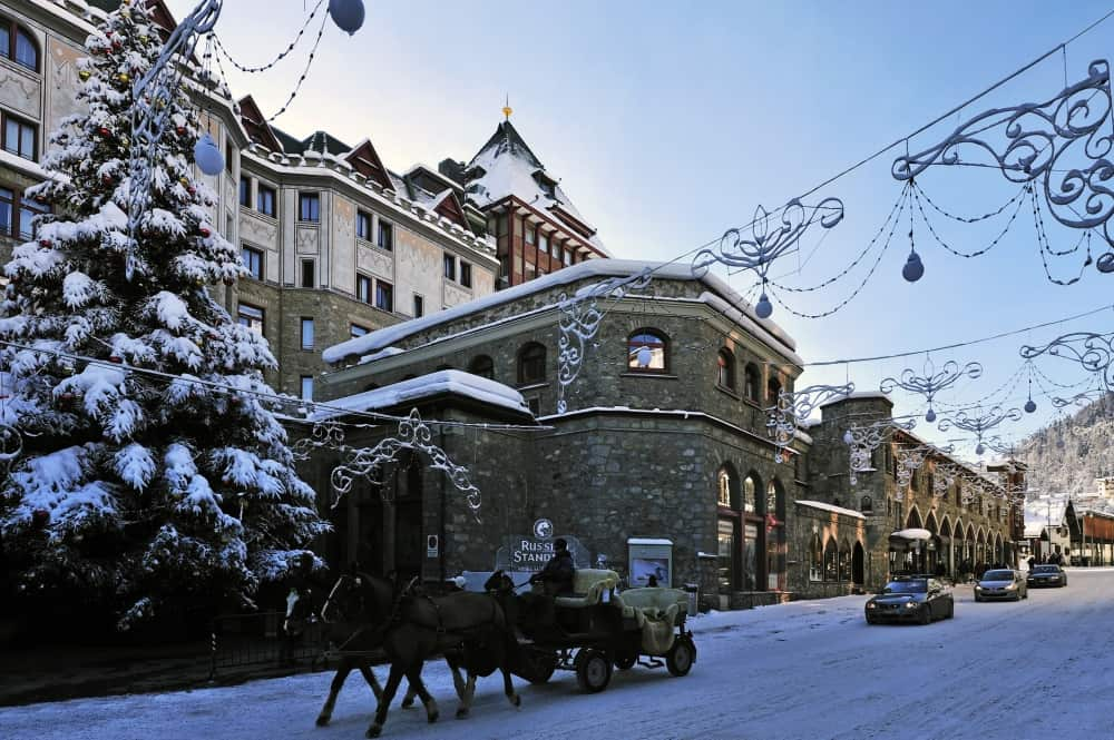 New york hotels most expensive in the world st moritz for Most expensive hotel in nyc