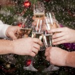Fine festive wines. Cheers!