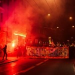 From Silent Night to Explosive Night: A blaze of violence in Zurich
