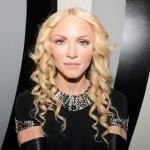 Madonna visits Switzerland