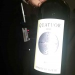 Quatuor 2011, Grand Cru, Domaine du Montet Bex