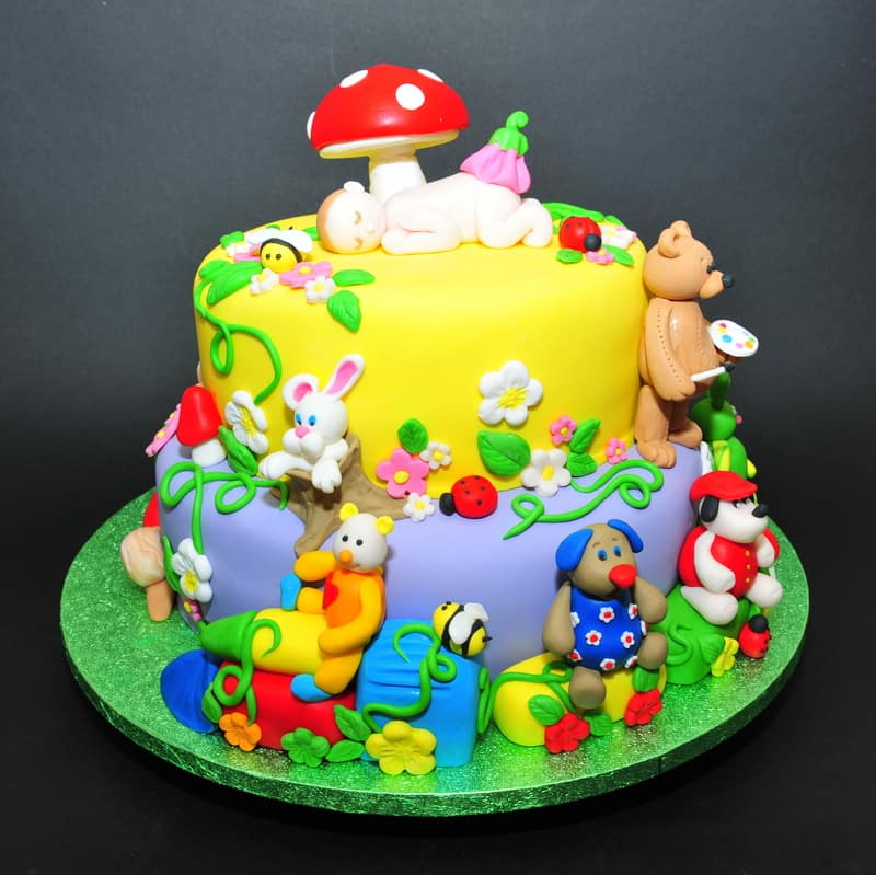 kids cake ideas health hazards in children s birthday cakes 5309