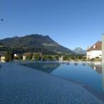 5 best mountain spas in French-speaking Switzerland