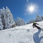 Win 3 pairs of ski passes to Megève
