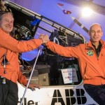 Lift off – Solar impulse is on its way around the world