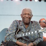 Montreux festival legend BB King leaves us