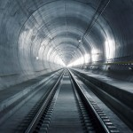 High speed Swiss Gotthard tunnel countdown begins