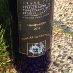 Swiss wine review: Sauvignon Gris Grand Cru 2014 Domaine la Capitaine
