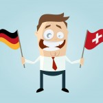 Why is Swiss French so similar to Standard French, but Swiss German so different from Standard German?