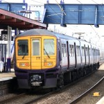 Man arrested for charging phone on train
