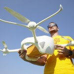 Swiss post parcels could soon arrive by drone