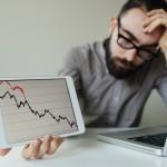 Swiss market down despite rise in world index