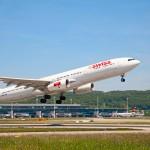 Swiss hikes its airfares