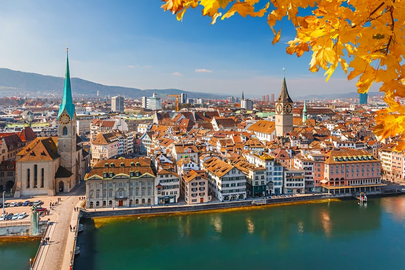 Geneva Zurich Luxembourg Are Most Affordable Cities Ubs Says