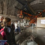 """Large numbers flock to see Geneva's """"project of the century"""""""