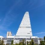 Switzerland opens its tallest building