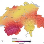 Earthquakes a serious hazard for parts of Switzerland