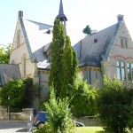 The Lausanne Church that was targeted by thieves posing as beggars