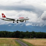 More plane noise for some: Geneva airport's new flight paths