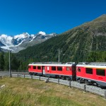 Swiss are world's train travel champions