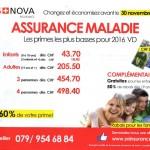 Who is Swiss Nova Insurance?