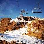 Unseasonal high-pressure system keeping snow away from Switzerland