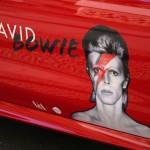 David Bowie's life in Switzerland