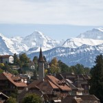 Swiss prefer to live in villages