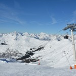 Speeding skier convicted after hitting another skier on a piste at Verbier