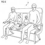 The airline seat that could lead to waistline based pricing