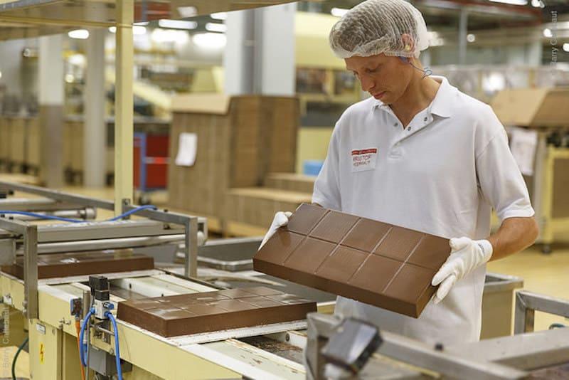 Swiss Chocolate Giant Beats Analysts Estimates