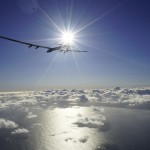 Solar impulse back in the air and bound for the US