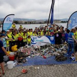 Nearly 4 tonnes of rubbish removed from Lake Geneva