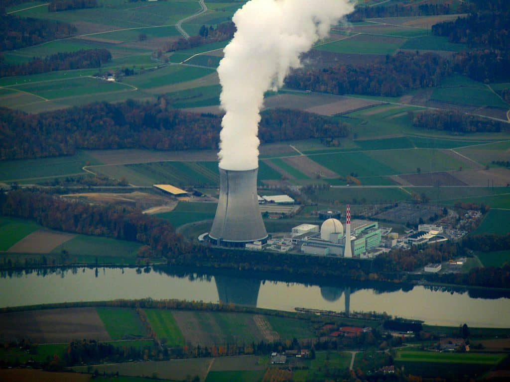 At a glance – Switzerland's nuclear power stations