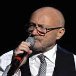Phil Collins hits the stage in Lausanne this Friday