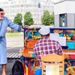 Pianos mysteriously turn up on the streets of Geneva