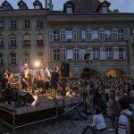 Switzerland's biggest street music festival is happening now in Bern