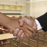 School authority confirms sanctions against pupils refusing to shake teacher's hand