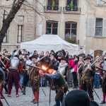 Geneva's Escalade festival promises to repulse Savoyard attacks from 9 Dec