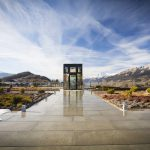 Art in an alpine setting – the Pierre Arnaud Foundation in Valais