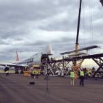 Solar Impulse arrives back in Switzerland