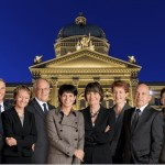 Swiss fact: women were the majority in Switzerland's cabinet from 2010 to 2012