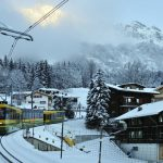 World cup skiing cancelled in Switzerland because of too much snow