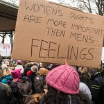 Women's march drew thousands on to the streets of Geneva