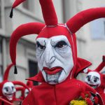 Fasnacht: no ordinary weird Swiss festival with scary masks